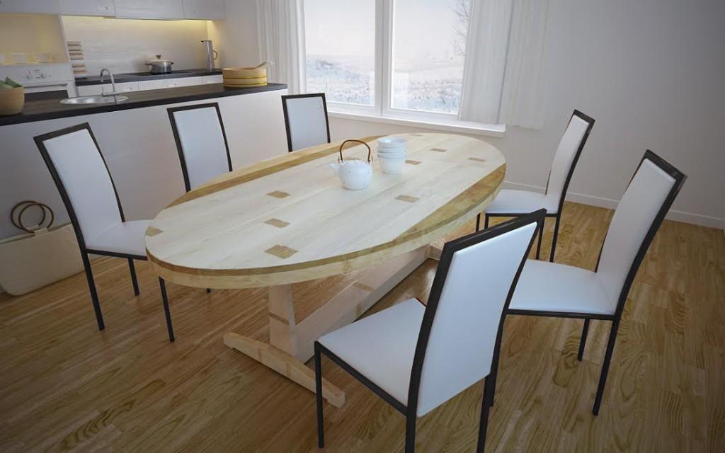 Krzesło Pieno - kedameble
