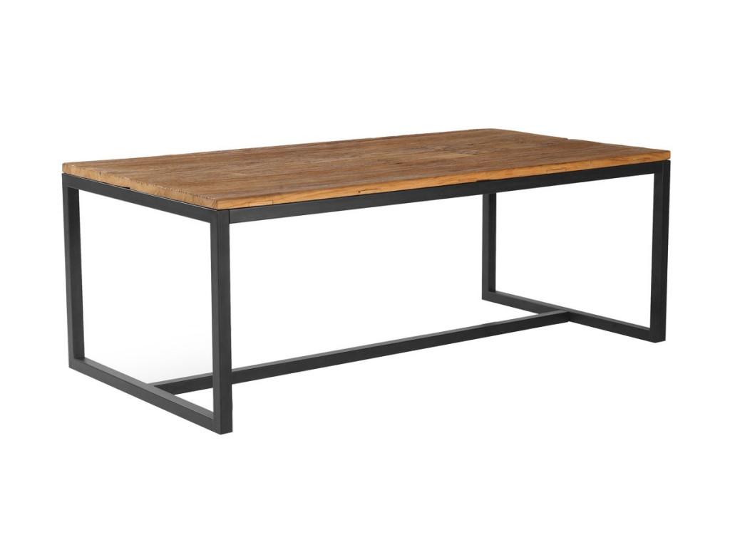 loftowy stół basis
